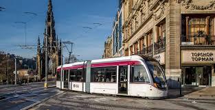 Edinburgh Tram Extension to Newhaven
