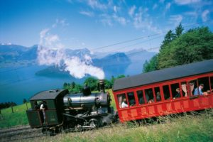 World's Oldest Mountain Railway