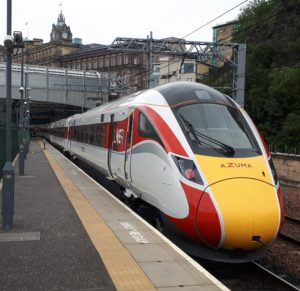 The Azuma Chassis Issue