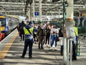 Rail Travel during Covid-19